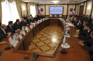 Состоялось подписание соглашения о сотрудничестве в возрождении Коневского монастыря между «Роснефтью», правительством Ленобласти и Выборгской епархией