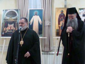 В Черногории торжественно открыта фотовыставка «300 лет Александро-Невской лавре»