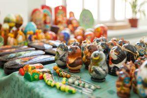 «Святодуховская выставка-ярмарка» открылась в Александро-Невской лавре