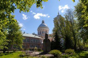Престольный Праздник Александро-Невской Лавры