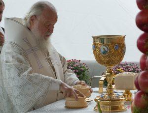 Святейший Патриарх Кирилл возглавил празднование 125-летия Выборгской епархии