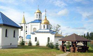 В Константино-Еленинском монастыре Святейший Патриарх Кирилл совершил Всенощное бдение