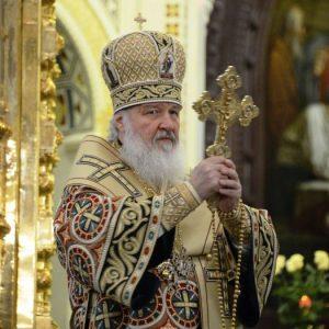 Патриарх Кирилл отслужит Литургию на Соборной площади Выборга