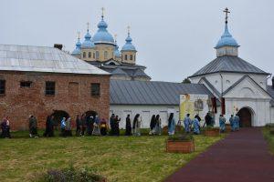 Коневский монастырь отметил свой престольный праздник — Рождество Пресвятой Богородицы