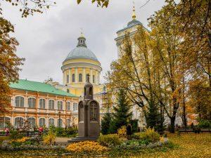 Дошкольное отделение детской Воскресной школы Александро-Невской Лавры Объявляет набор учащихся на 2017-2018 учебный год