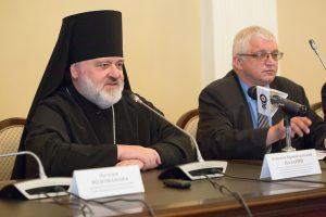 О праздновании Дня перенесения мощей святого Александра Невского рассказали в Доме журналиста