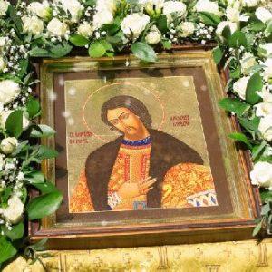 Санкт-Петербург отметил день перенесения мощей святого Александра Невского