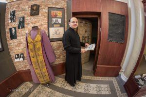 Новая экспозиция в музее Александро-Невской лавры