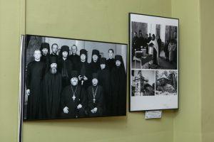 65-летию епископа Кронштадтского Назария посвящена фото выставка