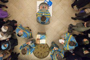 Александро-Невская Лавра отметила престольный праздник в честь иконы Божией Матери «Всех скорбящих Радость»