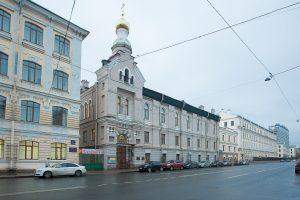 Конференцию «Взгляд через столетие» провел Константино-Еленинский монастырь