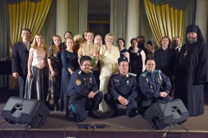 В Лавре прошел X Международный фестиваль современной православной духовной песни «Невские купола»