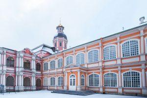 В Александро-Невской Лавре открылась выставка, посвященная Патриарху Кириллу, открылась
