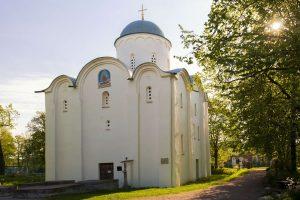 Начат сбор средств на иконостас для древней церкви Успения Пресвятой Богородицы