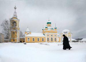 Путешествие во Введено-Оятский монастырь