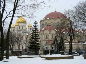 До конца года завершится реставрация Казанской церкви Воскресенского Новодевичьего монастыря