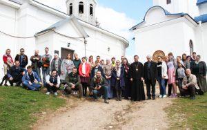 В Череменецком монастыре прошел «II Образовательный молодежный миссионерский форум»