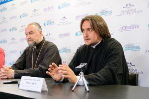 О праздновании 625-летия Коневского монастыря рассказали его организаторы