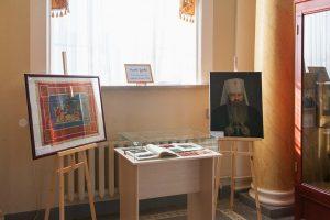 Выставка, посвященная митрополиту Никодиму, открылась в Александро-Невской Лавре